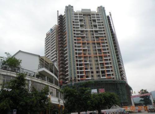 丽水鑫城,楼盘信息