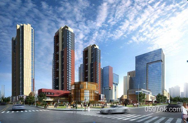 龙津大时代广场楼盘图片